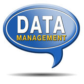 Data management — Stock Photo