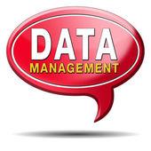 Data management — Stock Photo