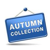 Autumn collection — Stock Photo