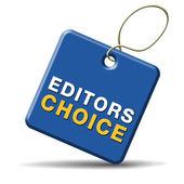 Editors choice — Stock Photo