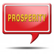 Prosperity — Stock Photo