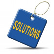 Solutions — Stock Photo #34372009