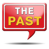 The past — Stock Photo