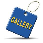 Gallery — Stock Photo