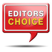 Volba editory — Stock fotografie