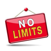 No limits — Stock Photo