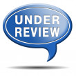 Under review — Stockfoto #35420135