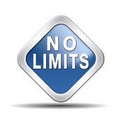 No limits — Stock Photo