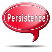 Persistence — Stock Photo