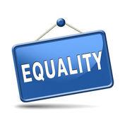 Equality — Stock Photo