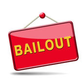 Bailout — Stock Photo