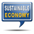 Sustainable economy — Photo