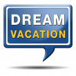 Dream vacation — Stock Photo