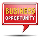 Businss opportunity — Stock Photo