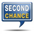 Second chance — Stock Photo #36183599