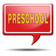 Preschool — Stock Photo #36183669
