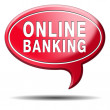 Online banking — Stock Photo #36183731