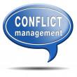 Conflict management — Stock Photo