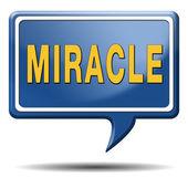 Miracle — Stock Photo