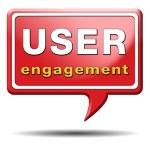 User engagement — Stock Photo