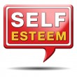 Stock Photo: Self esteem