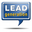 Lead generation — Foto de Stock
