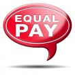 Equal pay — Stock Photo #36575923