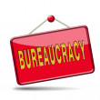 Bureaucracy — Stock Photo