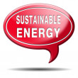 Sustainable energy — Photo