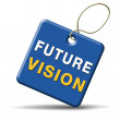 Future vision — Stock Photo