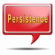 Stock Photo: Persistence