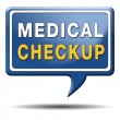 Medical checkup — Stock Photo #37249067