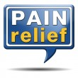 Pain relief — Foto de stock #37249301