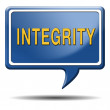Integrity — Stock Photo