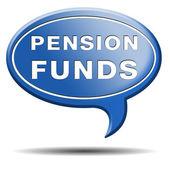 Pension fund — Stock Photo