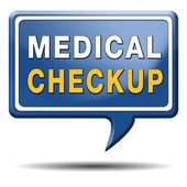 Medical checkup — Stock Photo