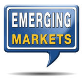 Emerging markets — Stock Photo