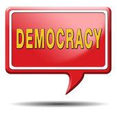 Démocratie — Photo