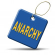 Anarchy — Stock Photo