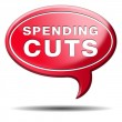 Spending cuts — Stock Photo #37440843