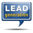 Lead generation — Stock Photo