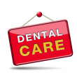 Stock Photo: Dental care