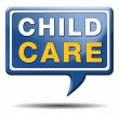 Stock Photo: Child care