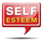 Self esteem — Stock Photo