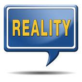 Realtà — Foto Stock