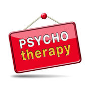Psycho therapy — Stock Photo