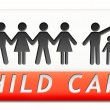 Child care — Stock Photo #37611311