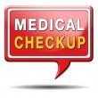 Stock Photo: Medical checkup