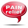 Stock Photo: Pain relief