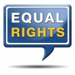 Equal rights — Stock Photo #37611721